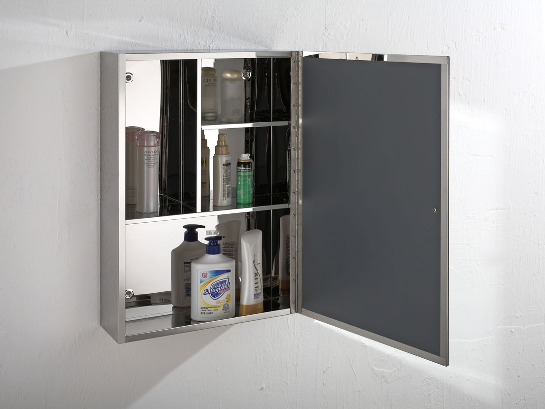Moda 40cm x 60cm Single Door Mirror Bathroom Mirror