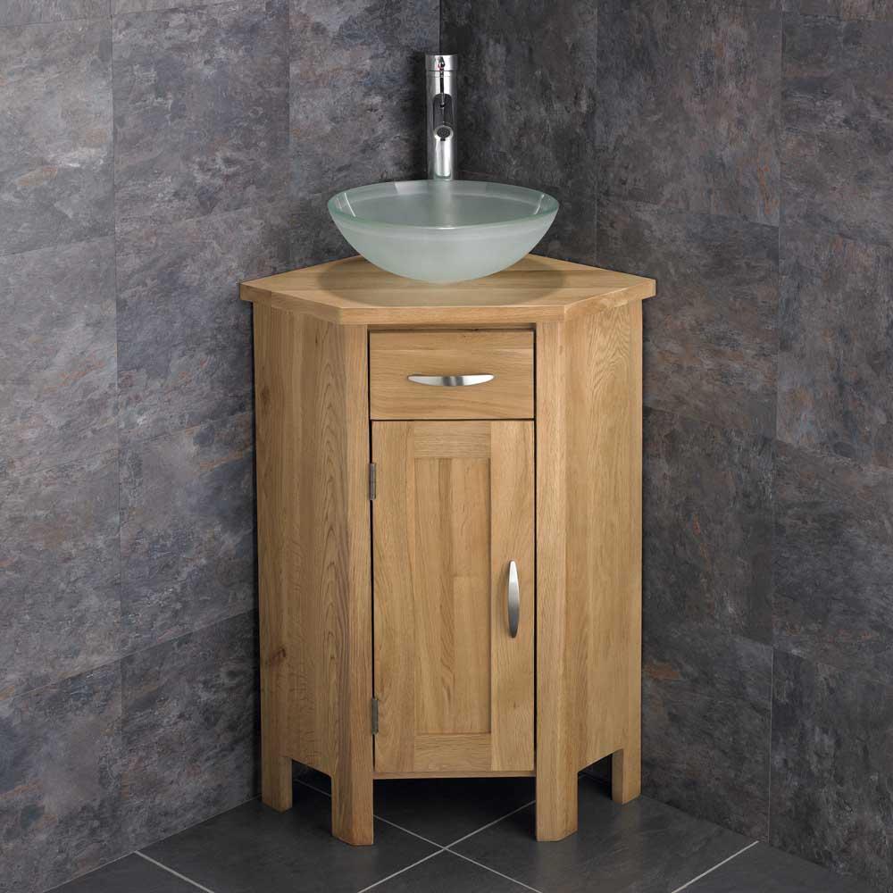 Freestanding bathroom cabinet